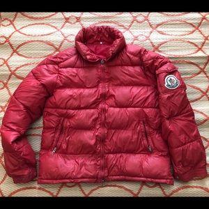 Moncler puffer jacket men. Size 4-L